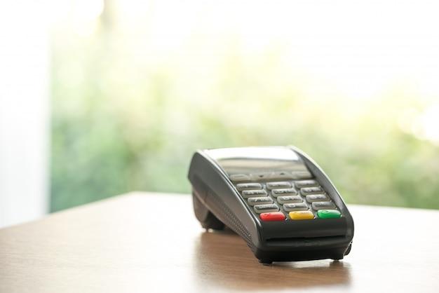 Creditcardbetaling, producten en service kopen en verkopen