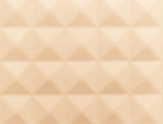 Crème kleur achtergrond textuur 3d illustratie 3d-rendering