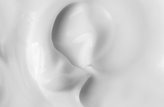 Crème witte textuur.