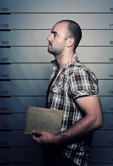 Crimineel portret