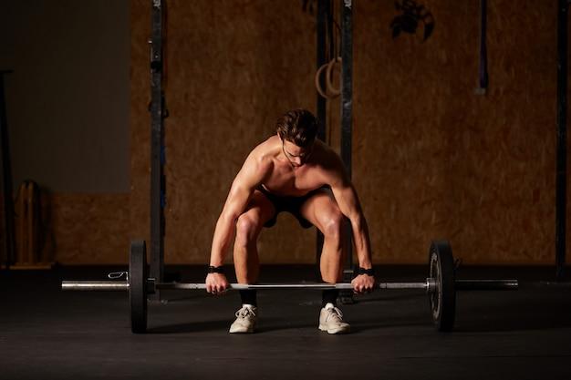 Crossfit-training bij wod