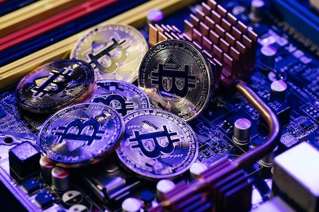 Cryptovaluta, bitcoin.