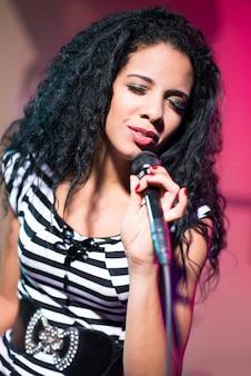 Cubaanse zangeres