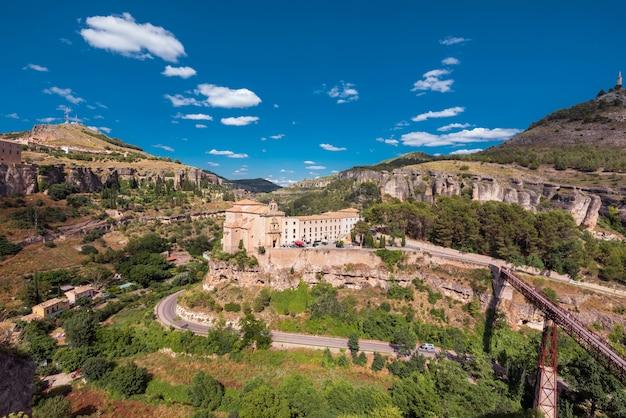 Cuenca, castilla la mancha, spanje.