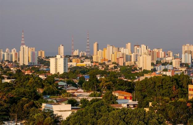 Cuiaba mato grosso staat brazilië belangrijke hoofdstad van de centrale westelijke regio van brazilië