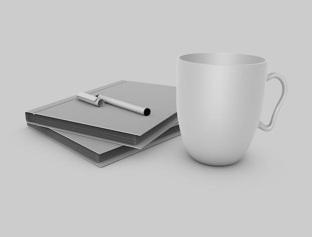 Cup mockcup