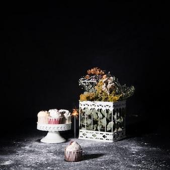 Cupcake-explosie