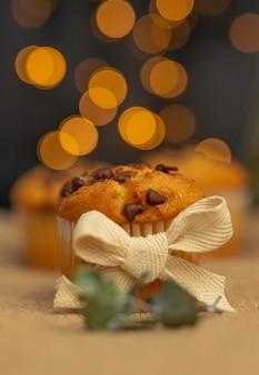 Cupcake muffin taart schattig