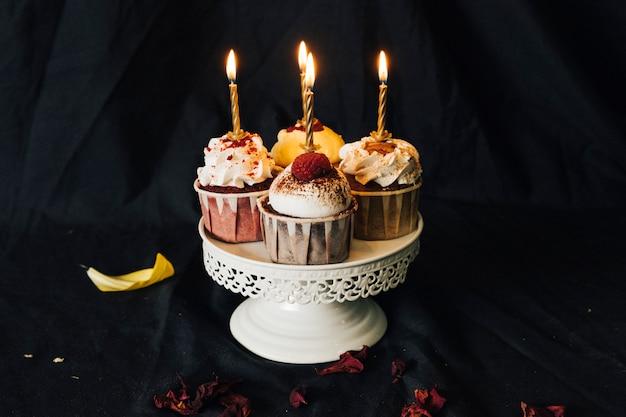 Cupcake-stilleven