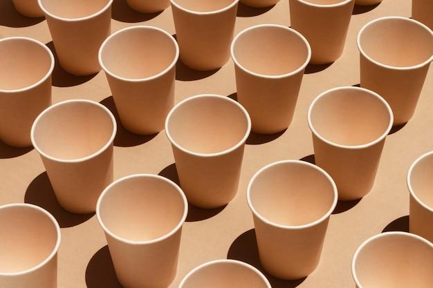 Cups assortiment hoge hoek