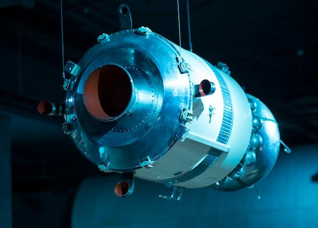 Curiosity rover voor verkenning op mars. russisch kosmisch programma