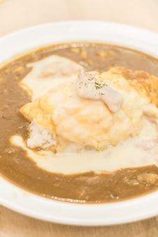 Curry rice - japans eten
