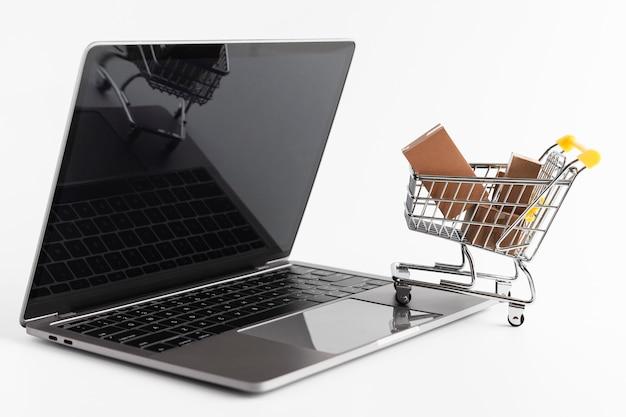 Cyber maandag winkelen verkoop