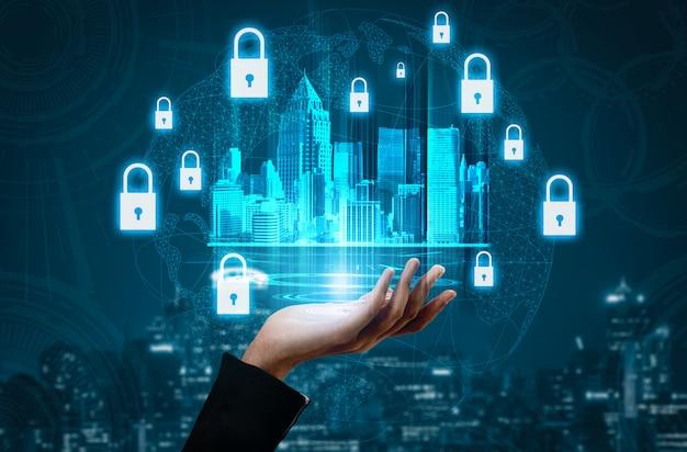 Cyberbeveiliging en digitale gegevensbescherming