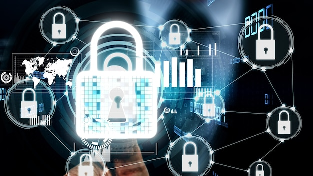 Cyberbeveiligingscoderingstechnologie om conceptuele gegevensprivacy te beschermen