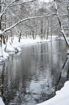 Cycloon daniella bracht sneeuwval