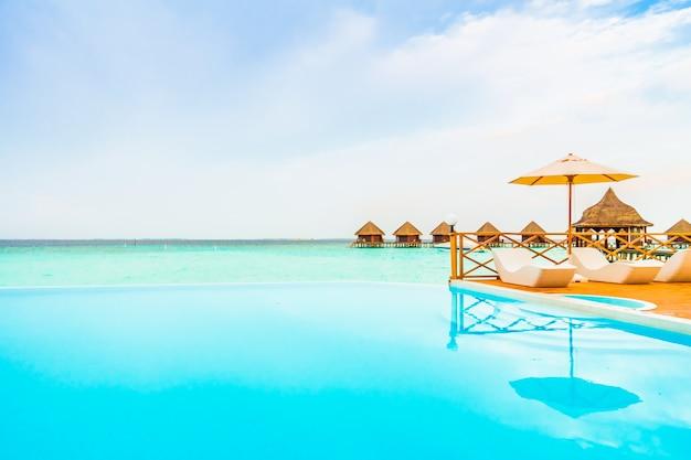 Dag tropische reizen reis oceaan