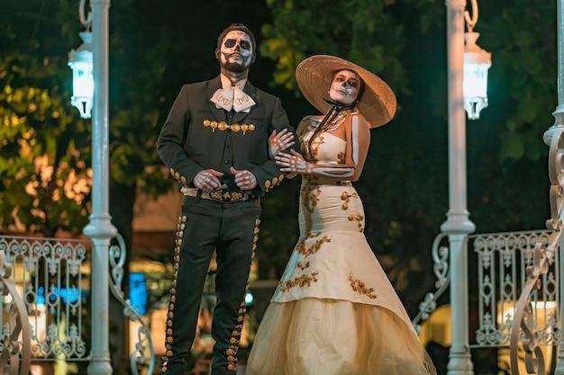 Dag van het overleden paar