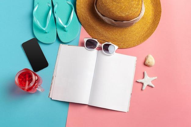 Dagboek zomer schrijven