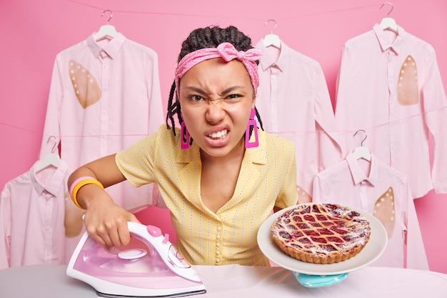 Dagelijkse huishoudelijke routines