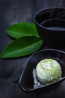 Daifuku mochi japans dessert