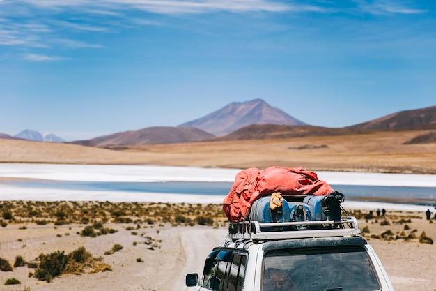 Dali-woestijn in bolivia