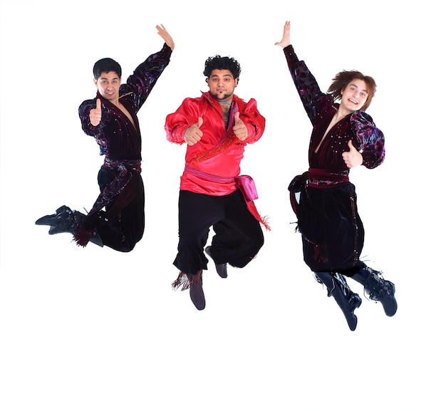 Dansende roma