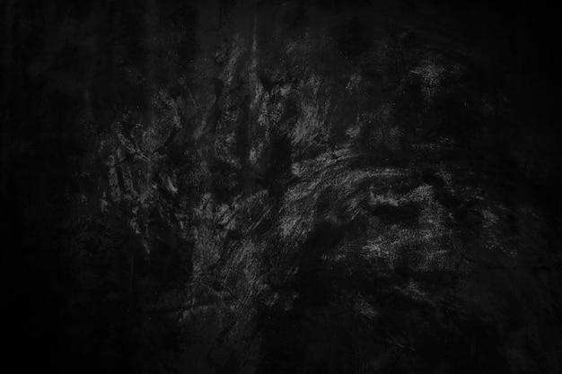 Dark cement muur lege oppervlakte achtergrond