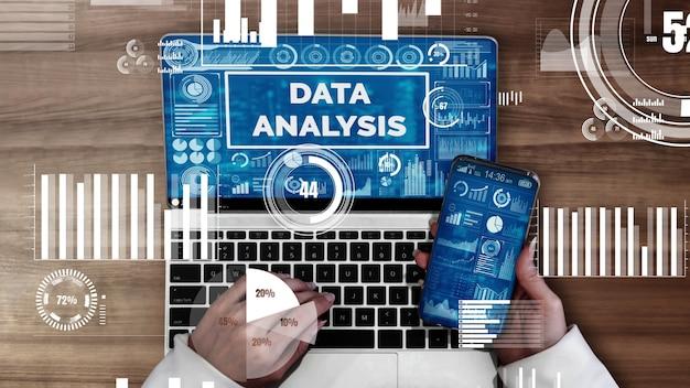 Data-analyse voor business en finance conceptueel