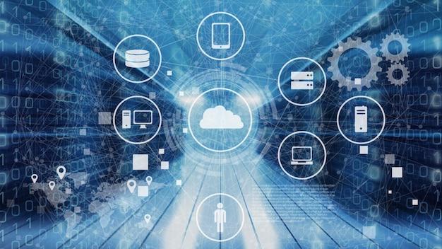 Data management platform (dmp)-concept.