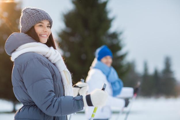 Data skiën