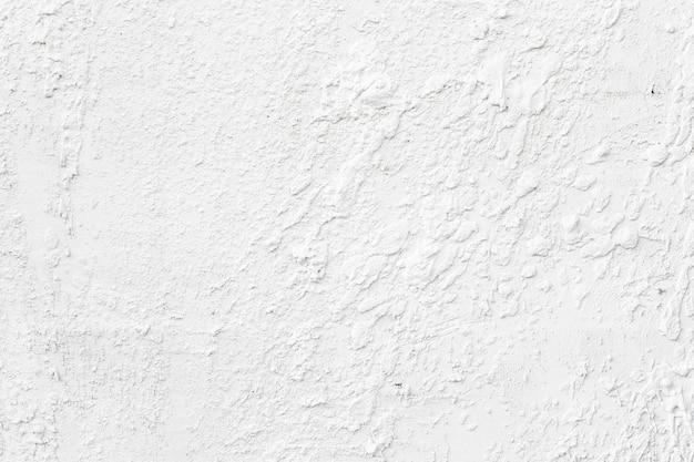 De abstracte witte achtergrond van de de muurtextuur van het grungecement