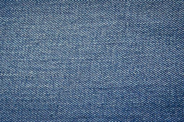 De achtergrond van de de jeansstof van het textuurdenim