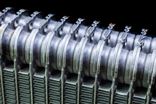 De air conditioning coils-auto