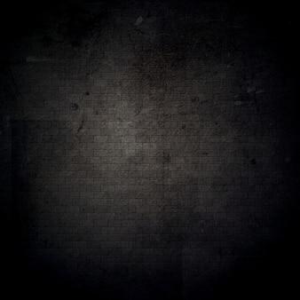 De bakstenen muurachtergrond van grunge