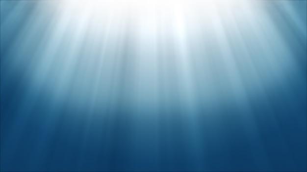 De blauwe en witte achtergrond met lijnen.