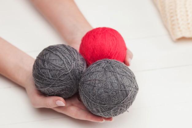De bollen wol