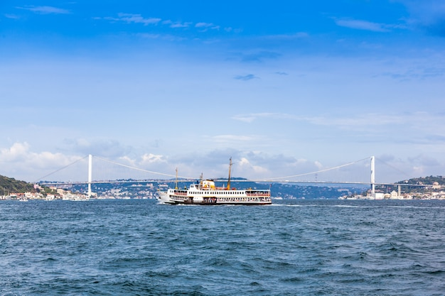 De bosporus-brug