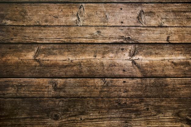 De bruine houten achtergrond van de planktextuur. hardhouten vloer