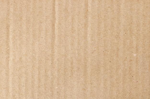 De bruine samenvatting van het kartonblad, textuur van kringloopdocument vakje in oud uitstekend patroon voor het werk van de ontwerpkunst.