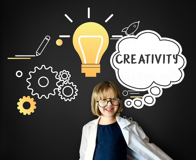 De creativiteit van het kind