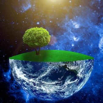 De dag van de aarde