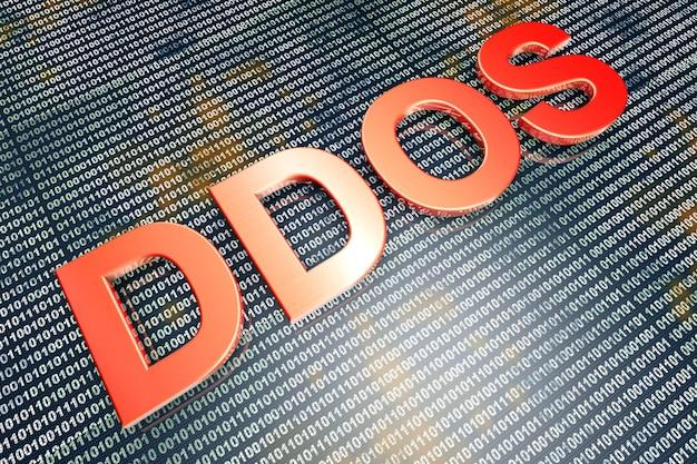 De ddos - distributed denial of service