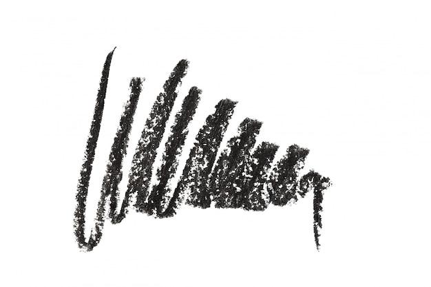 De de illustratiekunst van de potloodtekening maakt schoonheidsschoonheidsmiddelen