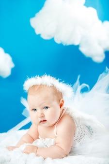 De engel is hemels