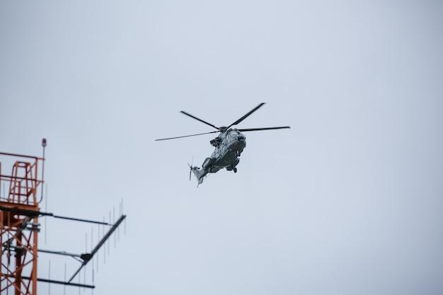 De eurocopter caracal is een tactische langeafstandstransporthelikopter