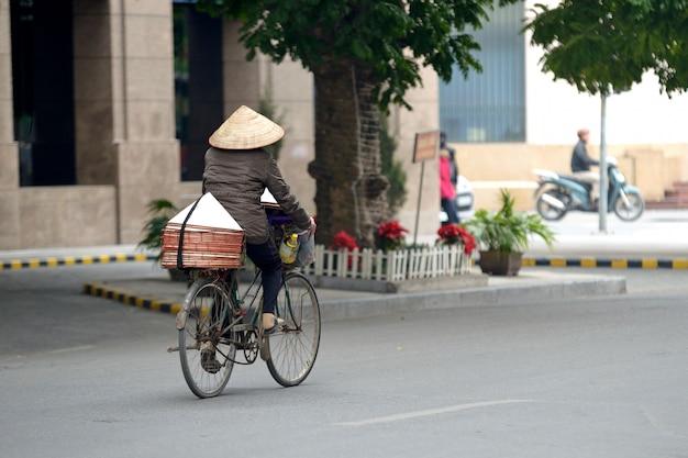 De fiets van vietnam