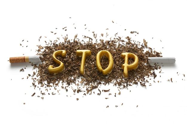 De gevaren van roken