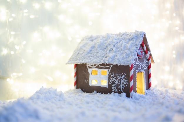 De groetkaart van kerstmis, nieuwe jaarachtergrond.