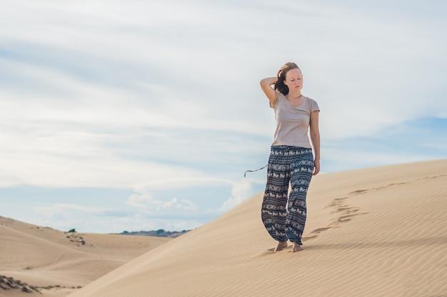 De hitte in de woestijn